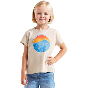 DIDRIKSONS Fröet T-Shirt Kids, light beige